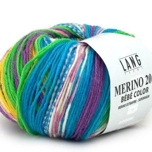 Merino 200 Bébé Color
